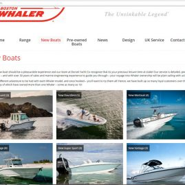 Boston Whaler UK