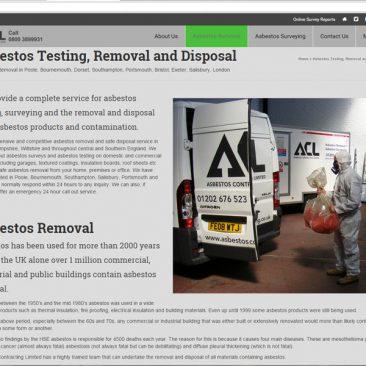 Asbestos Contracting